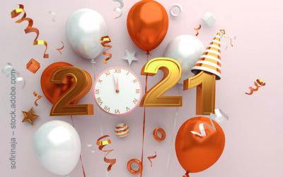 Mit Zuversicht ins neue Jahr