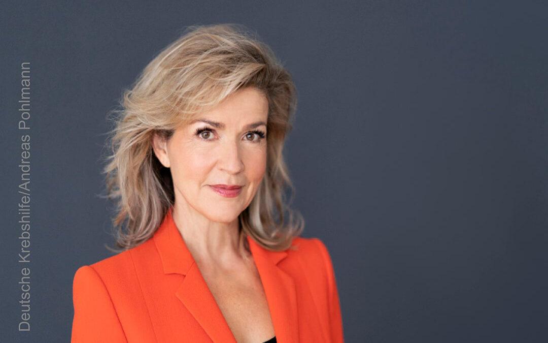 Stargeigerin Anne-Sophie Mutter neue Präsidentin der Deutschen Krebshilfe