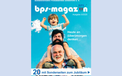Das neue BPS-Magazin ist online