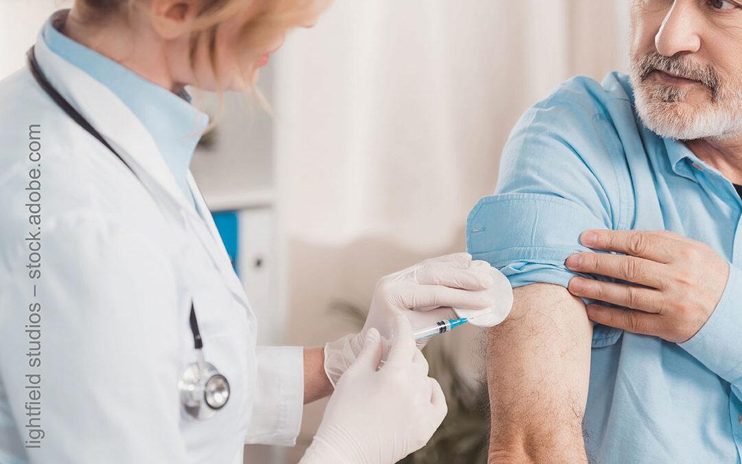 Corona-Impfung: DKG begrüßt höhere Priorisierung von Krebsbetroffenen