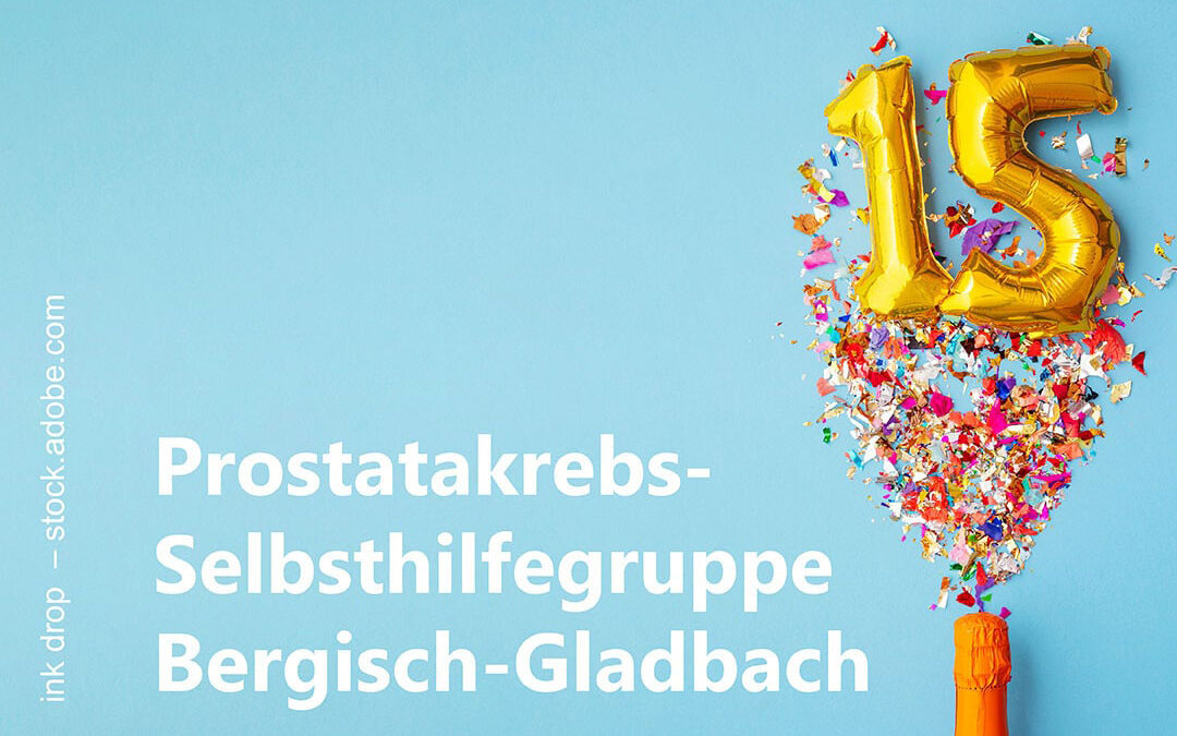 SHG Bergisch Gladbach feiert 15-jähriges Jubiläum