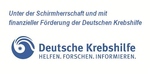 Logo der Deutschen Krebshilfe