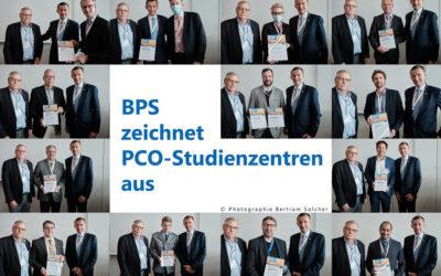 BPS zeichnet beste PCO- Studienzentren 2021 aus – Globale Studienleitung gratuliert ebenfalls
